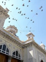 Indien  Hyderabad  Chowmahalla Palast