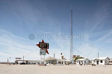 Roys Cafe an der Route 66