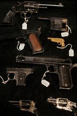 Guns  20th century