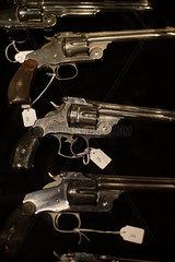 Revolvers  19th century