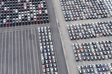 Autoexport in die USA