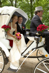 Hochzeit  Liebesglueck