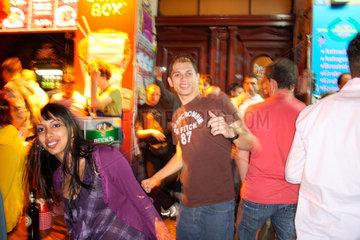 Tanzen bei der Myfest