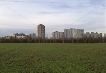 Hochhaussiedlung Gropiusstadt