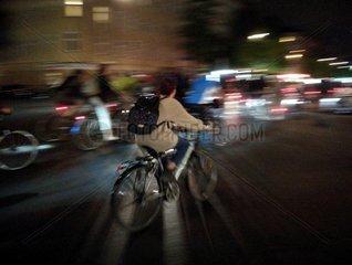 Critical-Mass-Fahrraddemo