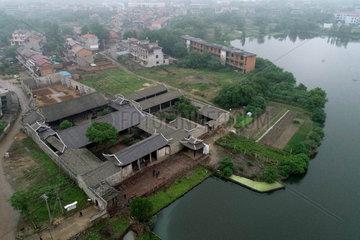 CHINA-JIANGXI-HISTORIC BUILDING-RENOVATION (CN)