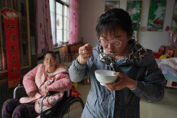 CHINA-LIANYUNGANG-FAMILY AFFECTION (CN)