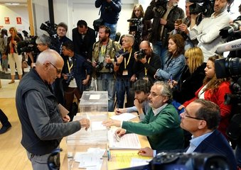 SPAIN-MADRID-GENERAL ELECTION