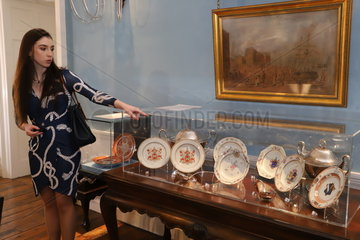 IRELAND-WATERFORD-CHINESE ARMORIAL PORCELAIN EXHIBITION