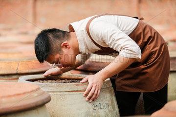 #CHINA-FUJIAN-QUANZHOU-SOY SAUCE-TRADITION(CN)