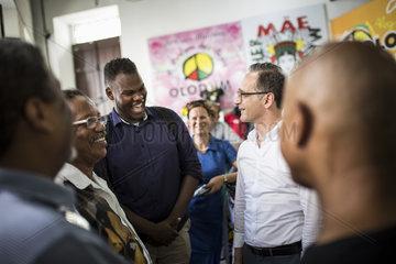 Aussenminister Heiko Maas reist nach Lateinamerika
