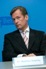 Mathias Oliver Christian Doepfner  Axel Springer AG