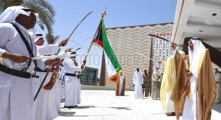KUWAIT-KUWAIT CITY-SALAM PALACE MUSEUM-OPENING