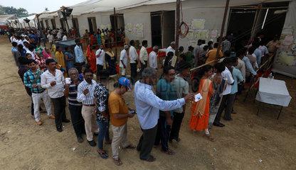 INDIA-MUMBAI-GENERAL ELECTION-VOTE
