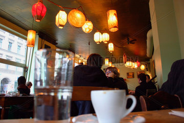 Berlin - Cafe