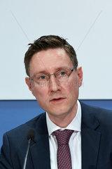 Berlin  Deutschland - Marco Nix  CFO von 50Hertz.