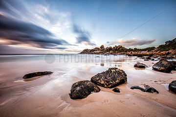South Africa  Cape Town  Llandudno beach
