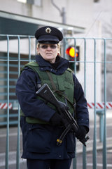 Bundespolizistin