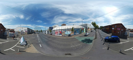 Panorama: Belfast