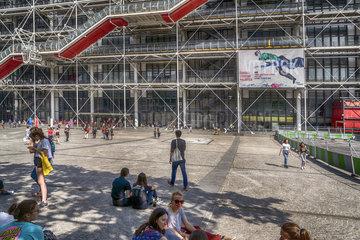 Kulturzentrum Pompidou
