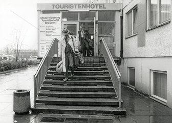 Touristenhotel Dresden  1991