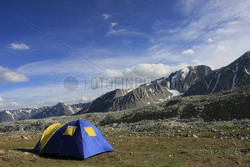 Altai Tavan Bogd Nationalpark