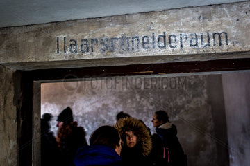 AUSCHWITZ HOLOCAUST GEDENKSTAeTTE