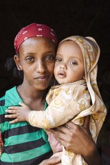 Frauen im Provinzgefaengnis in Addis Alem