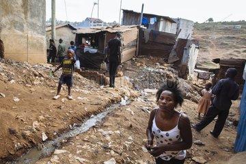 Reportage Kibera Slum Nairobi