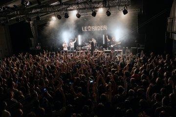 Leoniden 24.02.2019 Technikum 9