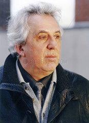 Egon Krenz  ehemaliger SED-Generalsekretaer  Berlin  1999