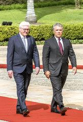 Steinmeier + Duque