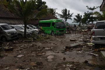INDONESIA-PANDEGLANG-TSUNAMI-AFTERMATH