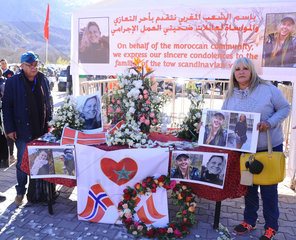 MOROCCO-IMLIL-FOREIGN TOURISTS-MURDER