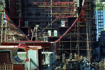 Die Danziger Werft  Polen