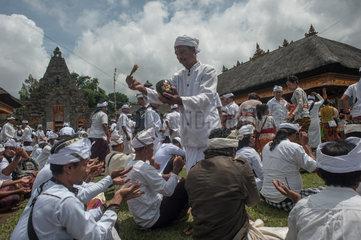 INDONESIA-BALI-MELASTI