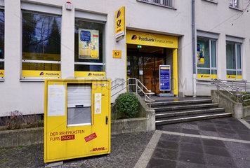 Filiale Post und Postbank