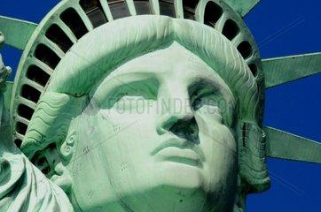 USA  New York City  Statue of Liberty
