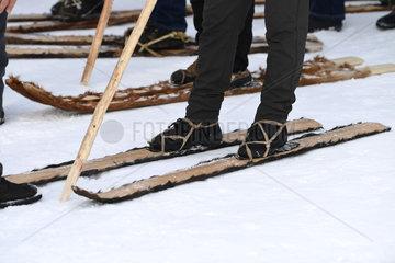 (SP)CHINA-XINJIANG-ALTAY-FUR SNOWBOARDS(CN)