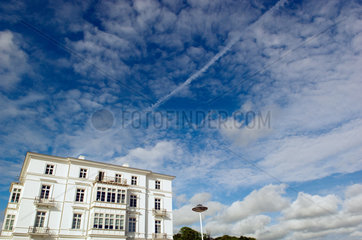 G8-Gipfel  das Kempinski Grand Hotel in Heiligendamm