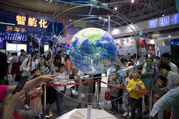CHINA-DIGITAL ECONOMY-GDP SHARE