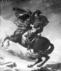 Napoleon zu Pferde