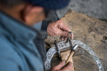CHINA-HUNAN-XIANGXI-SILVER MAKING (CN)