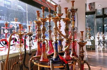 Shisha-Laden in Bonn