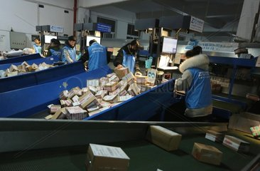 CHINA-ONLINE SHOPPERS-610 MLN(CN)