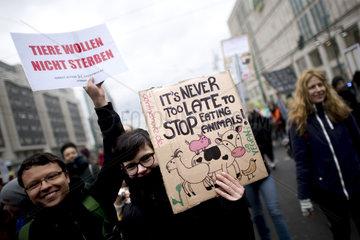Vegan Protest