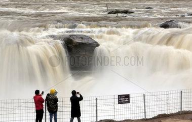 #CHINA-SHANXI-YELLOW RIVER (CN)