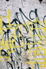 Graffiti  close-up