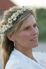 Hochzeit  Liebesglueck  Braut