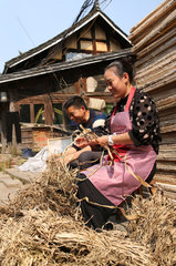 #CHINA-GUIZHOU-TRADITIONAL PAPERMAKING (CN)